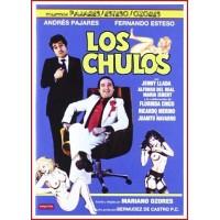 LOS CHULOS DVD 1981 (peliculas en español) Dirigida por Mariano Ozores