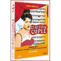 EL ÚLTIMO CUPLÉ DVD 1957 CINE ESPAÑOL Dirigida por Juan de Orduña