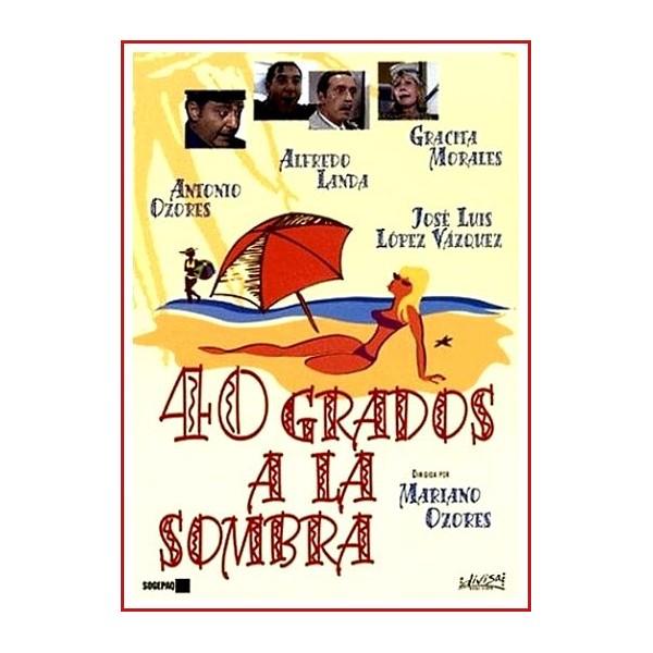 40 GRADOS A LA SOMBRA DVD 1967 Dirigida por Mariano Ozores