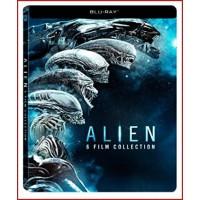 ALIEN PACK DE CINE DEL 1 AL 6 DVD-BLU RAY 2018 IMPRESCINDIBLE