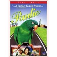 PAULIE EL LORO BOCAZAS DVD 1997 Dirección John Roberts