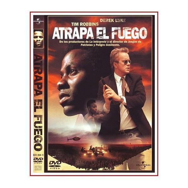 ATRAPA EL FUEGO