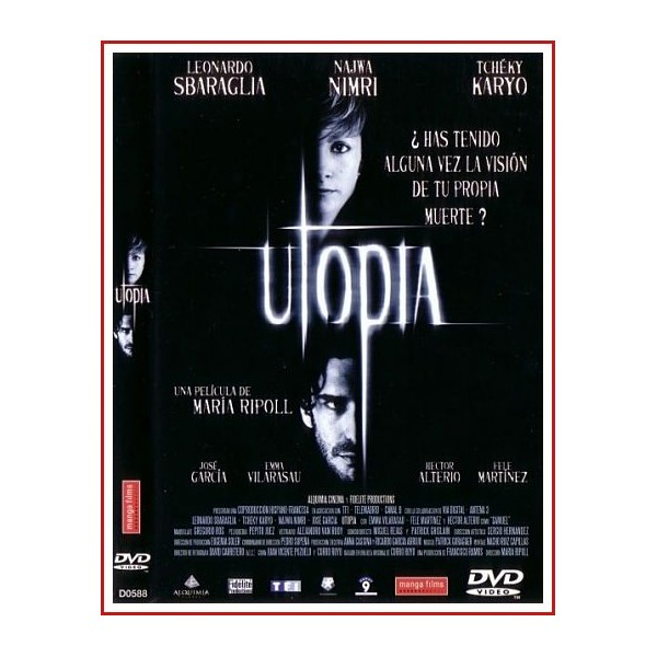 UTOPIA DVD 2003 CINE ESPAÑOL Dirección María Ripol