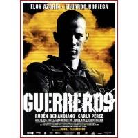 GUERREROS DVD 2002 CINE ESPAÑOL Dirección Daniel Calparsoro