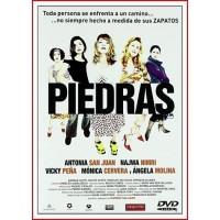PIEDRAS DVD 2002 CINE ESPAÑOL Dirigida por Ramón Salazar