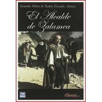 EL ALCALDE DE ZALAMEA DVD 1972 Dirigida por Mario Camus
