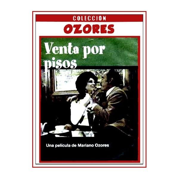 VENTA POR PISOS DVD 1972 CINE ESPAÑOL -Estuche Slim- Dirigida por Mariano Ozores