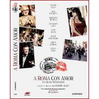 A ROMA CON AMOR DVD 2012 Dirección Woody Allen