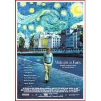 MEDIANOCHE EN PARÍS (MIDNIGHT IN PARIS) DVD 2011 Dirección Woody Allen