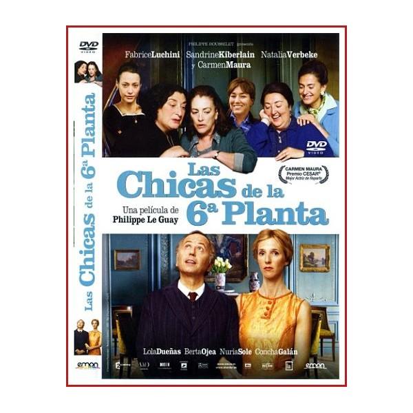 LAS CHICAS DE LA 6 PLANTA DVD 2010 Dirección Philippe Le Guay