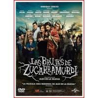 LAS BRUJAS DE ZUGARRAMURDI DVD 2013 Dirigida por Álex de la Iglesia