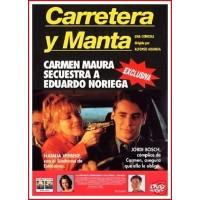 CARRETERA Y MANTA DVD 2000 Dirigida por Alfonso Arandia