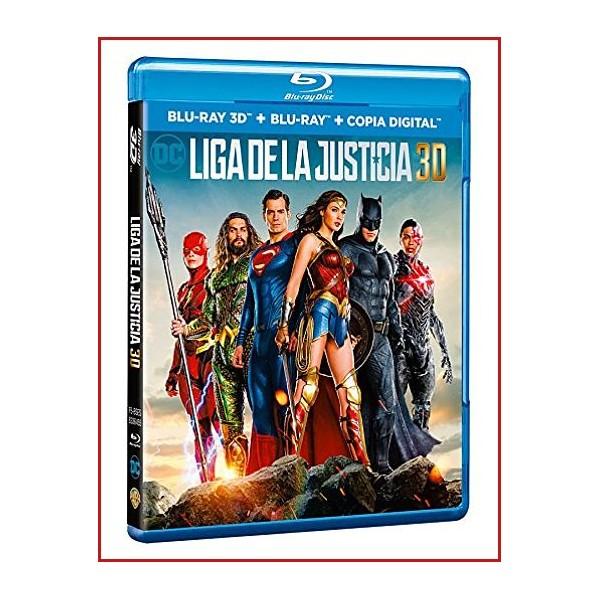LA LIGA DE LA JUSTICIA EDICIÓN ESTANDAR 2018