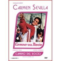 CAMINO DEL ROCIO DVD 1966 Dirección Rafael Gil