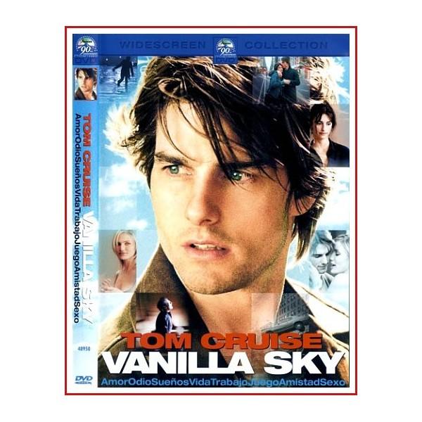 VANILLA SKY DVD 2001 Dirigida por Cameron Crowe