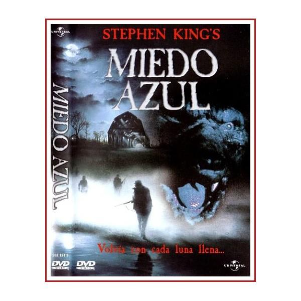 MIEDO AZUL DVD 1985 (Película de Oferta) Dirigida por Daniel Attias