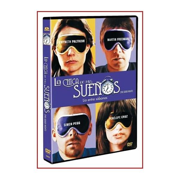 LA CHICA DE MIS SUEÑOS (LIO ENTRE SABANAS) DVD 2007 Dir. Jake Paltrow