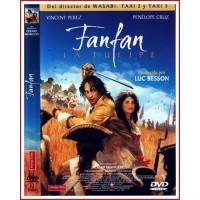 FANFAN LA TULIPE DVD 2003 Dirigida por Gérard Krawczyk
