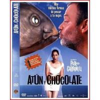 ATÚN Y CHOCOLATE DVD 2004 CINE ESPAÑOL Dirigida por Pablo Carbonell