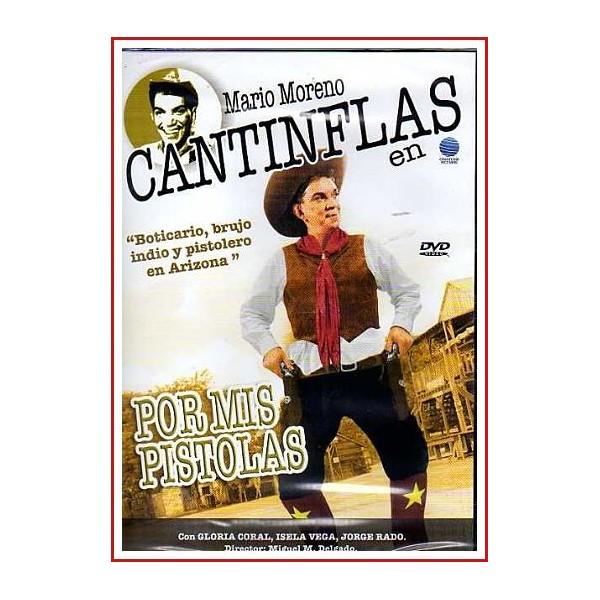 CANTINFLAS POR MIS PISTOLAS DVD