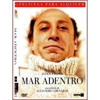MAR ADENTRO DVD 2004 CINE ESPAÑOL Dirigida por Alejandro Amenábar