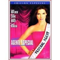 MISS AGENTE ESPECIAL EDICIÓN ESPECIAL (Miss Congeniality) DVD 2000