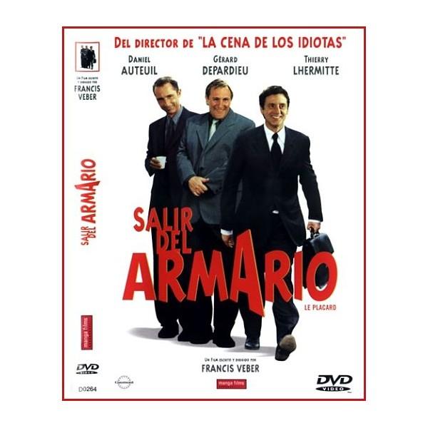 SALIR DEL ARMARIO (LE PLACARD) DVD 2001 Dirección Francis Veber