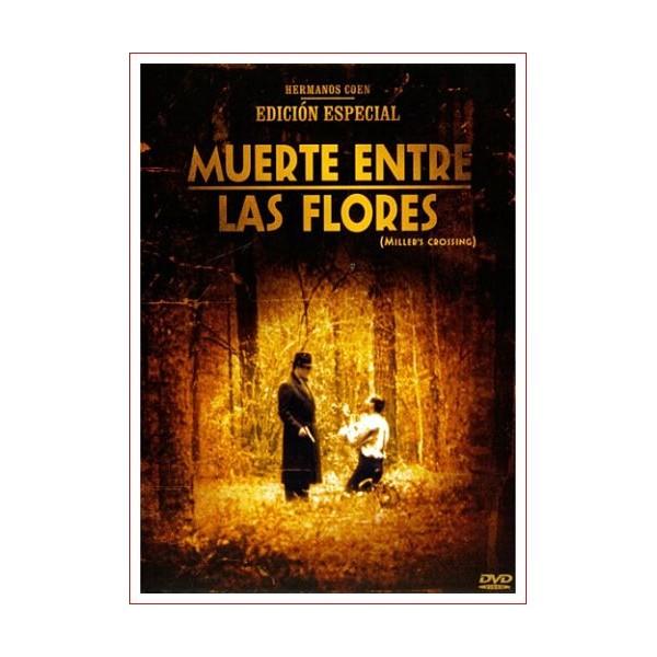 MUERTE ENTRE LAS FLORES [DVD 1990] Director Joel Coen, Ethan Coen