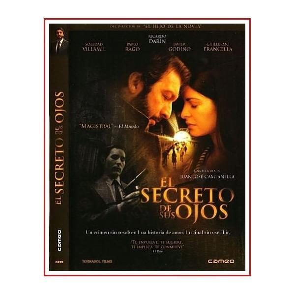 EL SECRETO DE SUS OJOS DVD 2009 Dirigida por Juan José Campanella