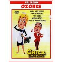 CHICA PARA TODO DVD 1963 CINE ESPAÑOL Dirigida por Mariano Ozores