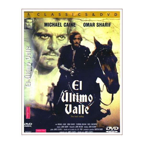 EL ÚLTIMO VALLE DVD 1970 Dirigida por James Clavell