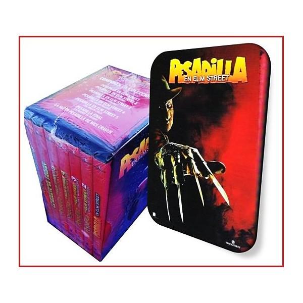 PESADILLA EN ELM STREET PACK 1-7 DVD