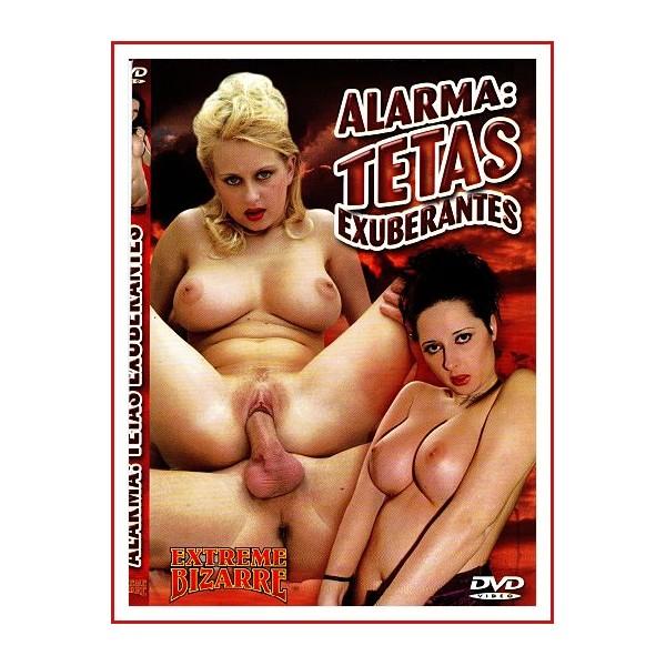 CARATULA DVD ALARMA TETAS EXUBERANTES