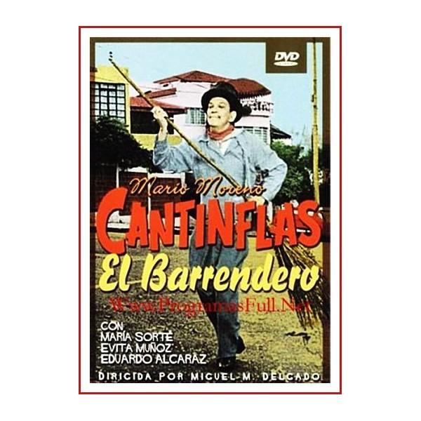CANTINFLAS EL BARRENDERO DVD 1982 Dirigida por Miguel M. Delgado