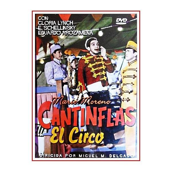 CANTINFLAS EL CIRCO DVD 1943 Dirigida por Miguel M. Delgado