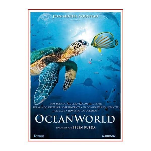 OCEAN WORLD DVD 2009 Dirigida por Jean-Jacques Mantello