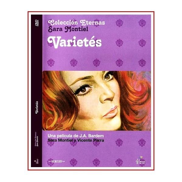 VARIETÉS DVD 1971 CINE ESPAÑOL Dirigida por Juan Antonio Bardem