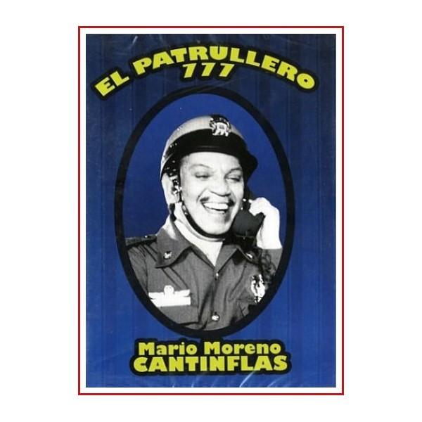 CANTINFLAS EL PATRULLERO 777 (ENTREGA INMEDIATA) DVD 1978 Dirigida por Miguel M. Delgado