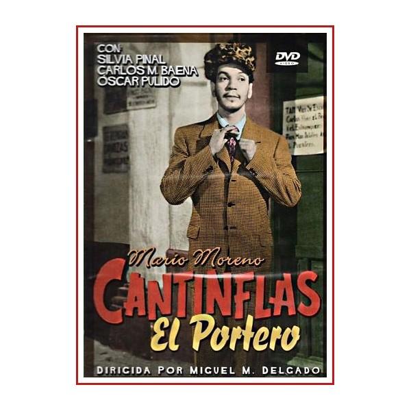 CANTINFLAS EL PORTERO DVD 1950 Dirigida por Miguel M. Delgado