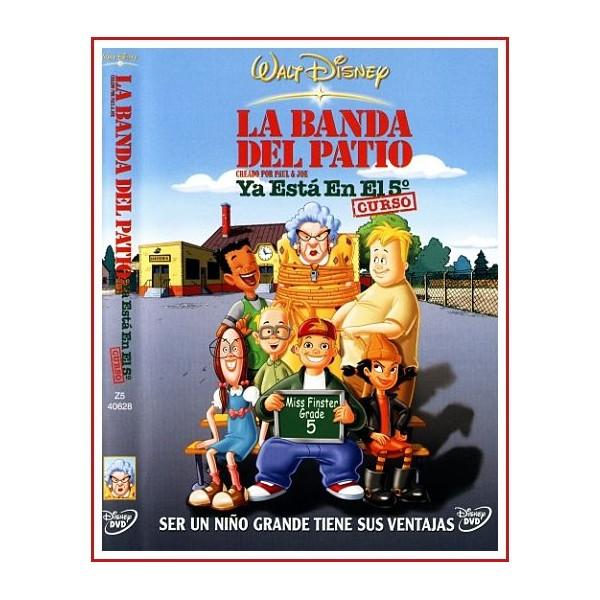 LA BANDA DEL PATIO YA ESTA EN EL 5º DVD 2003 Dirección Howy Parkins