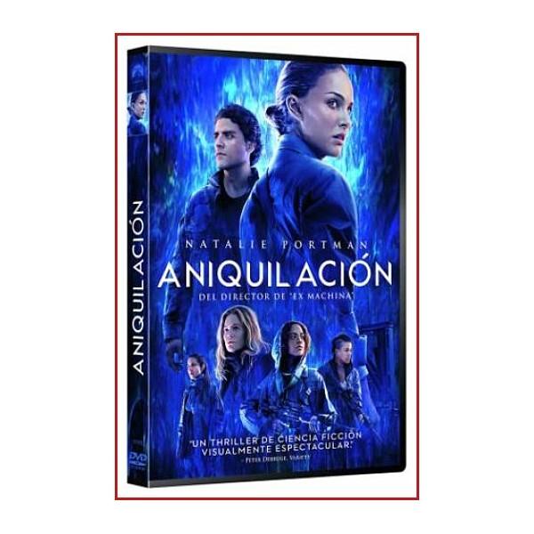 ANIQUILACIÓN (Annihilation t.o.)