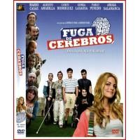 FUGA DE CEREBROS DVD 2009 Dirigido por Fernando González Molina