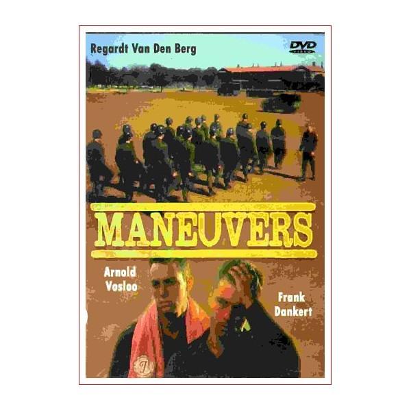 CARATULA ORIGINAL DVD MANEUVERS