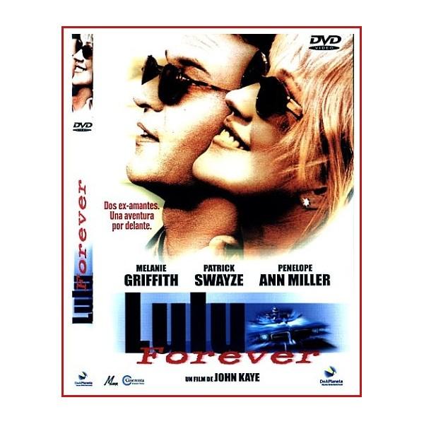 CARATULA ORIGINAL DVD LULU FOREVER
