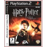 HARRY POTTER Y EL CALIZ DE FUEGO PS2