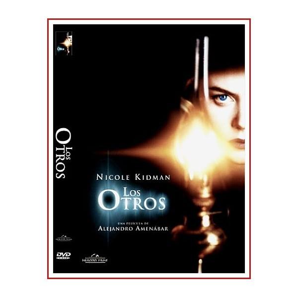 CARATULA ORIGINAL DVD LOS OTROS