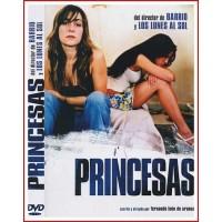 PRINCESAS DVD 2005 CINE ESPAÑOL Dirigida por Fernando Léon de Aranoa