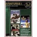 CICLO DE AVENTURAS I 3X1