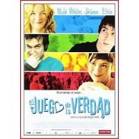 EL JUEGO DE LA VERDAD DVD 2004 Amigos y muy buenos