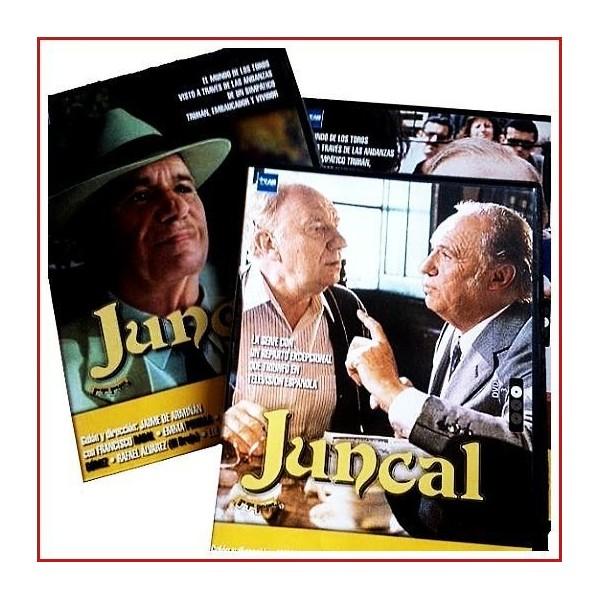 JUNCAL SERIE COMPLETA 3 DVD